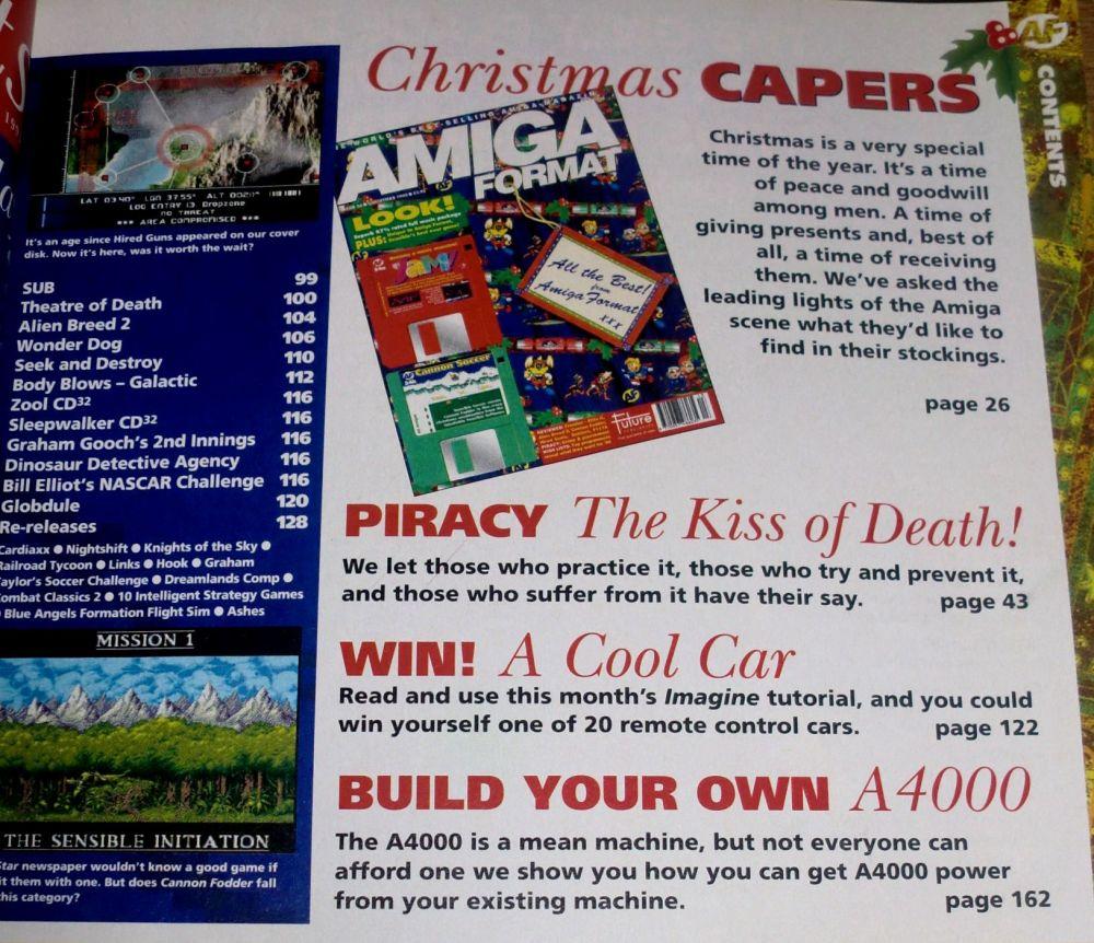 Amiga Format: Christmas 1993 - Issue 54 (3/6)