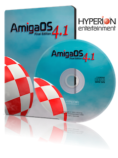 AmigaOS 4.1 FE (http://hyperion-entertainment.biz/)
