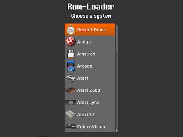Picture of the ROM-Loader (taken from Puppy Arcade website)