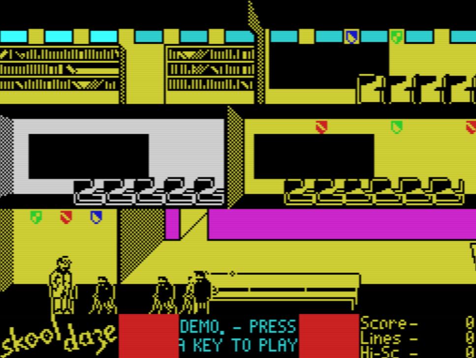 Qaop/JS: ZX Spectrum Emulator for your Browser – Old School Game Blog