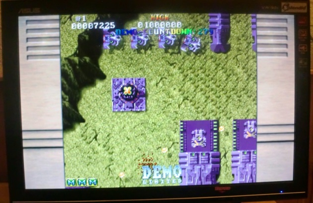In-game (screenshot by Old School Game Blog)
