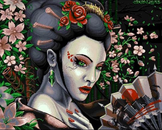 Revision 2015: Sushi Boyz by Ghostown (Amiga Demo) (2/2)