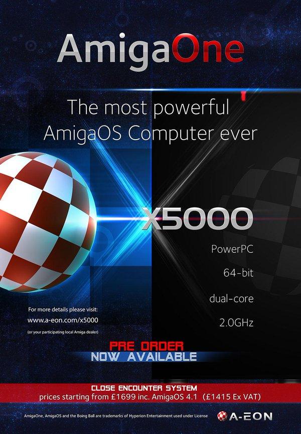 AmigaOne X5000