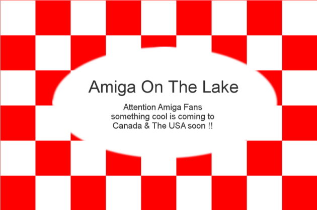Amiga on the Lake