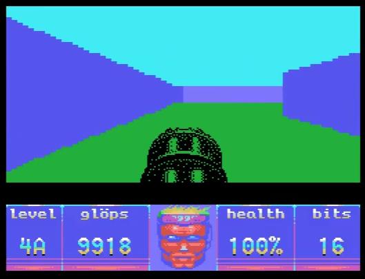 Screenshot by Old School Game Blog