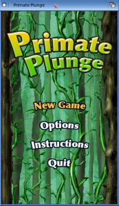 Primate Plunge on AmigaOS 4.1